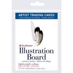 500 Series Illustration Board Artist Trading Cards