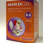 Art Molds MoldGel Molding Powder for Craft Molds
