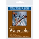 400 Series Watercolor Artist Trading Cards