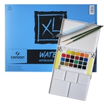 Rochester Brainery's Watercolor Kit