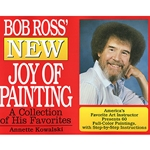 Bob Ross Painting Instructional Books