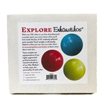 Explore Enkaustikos 20 Random Paint Samples box