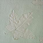 An-Jing Embossed Leaf Paper