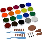 Pan Pastel 20 Piece Painting Set (Assorted Colors)
