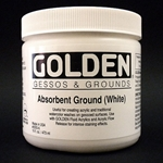 Golden Acrylic Absorbant Ground White