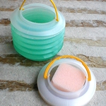 Collapsible Plastic Water Cup