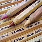 Lyra Skin Tones Colored Pencil Set of 12