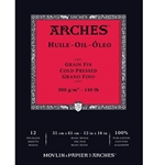 Arches Oil Paper Pads 140lb