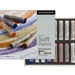 Daler-Rowney Soft Pastels - Warm Selection Set of 16