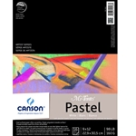"Canson Mi-Teintes Paper and Glassine Wire-Bound Pads - 9""x12"" 16 Sheet Pad"