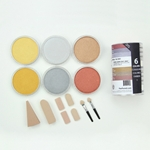 PanPastel Metallic Colors - Set of 6