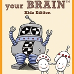 Yoga for Your Brain Kidz Edition 40 Tangle Cards