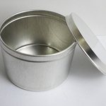 Enkaustikos 16oz Metal Can with Lid