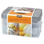 Vitrea 160 Glass Paint 10-Color 45ml Atelier Workbox Set