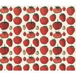 Rossi Decorative Paper from Italy- Strawberries 28x40 Inch Sheet