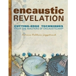 Encaustic Revelation by Patricia Baldwin Seggerbruch