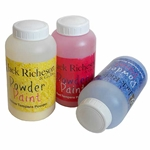 Jack Richeson Tempera Powder Paint - Set of 3 Primary Colors