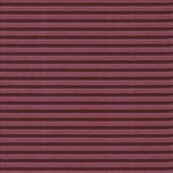 Corrugated E-Flute Paper- Bordeaux Red