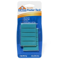 Elmer's 2oz Removable Poster Tack