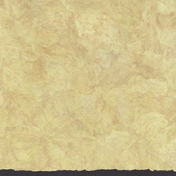 Amate Bark Paper from Mexico- Solid Oro 15.5x23 Inch Sheet