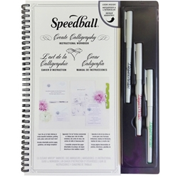Speedball Lettershop Calligraphy Kit