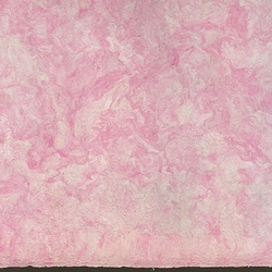Amate Bark Paper from Mexico - Solid Rosa Rose 15.5x23 Inch Sheet