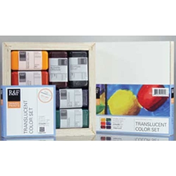 R&F Encaustic Translucent Color Set