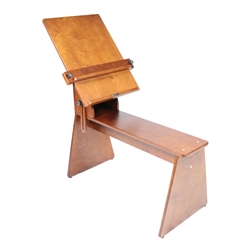 Sienna Art Bench