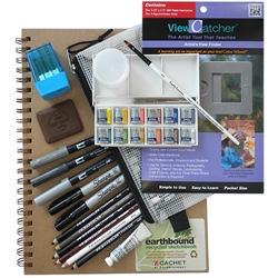 Liz Haywood-Sullivan Sketching Kit