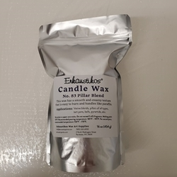 Candle Wax - Pillar Blend
