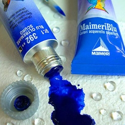 MaimeriBlu Artist Watercolor