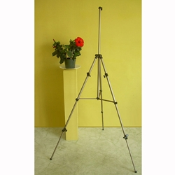 Deluxe Aluminum Tripod Field Easel with Nylon Travel Bag