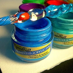 Speedball Pigmented Acrylic Ink