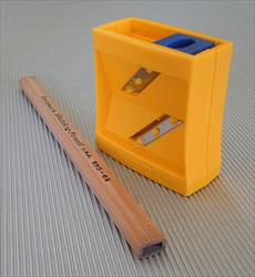 General Pencil Co. Flat Point Pencil Sharpener
