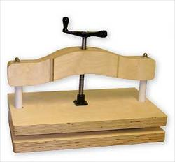 QuickNip Book Binding Press