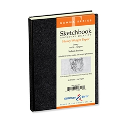 Stillman & Birn Archival Quality Sketchbooks - Gamma Series Hardbound