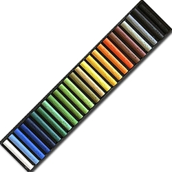 Girault Soft Pastel Sets - Landscape Set - Set of 25 Pastels