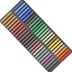 Girault Soft Pastel Sets - Landscape Set - Set of 50 Pastels