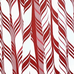 "Holiday Paper & Wrap - Candy Cane Paper 19""x26"" Sheet"