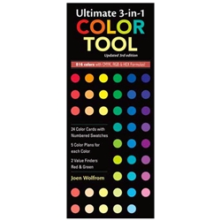 C&T Publishing 3-In-1 Color Tool