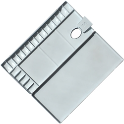 Aluminum Folding Watercolor Palette 20 Well