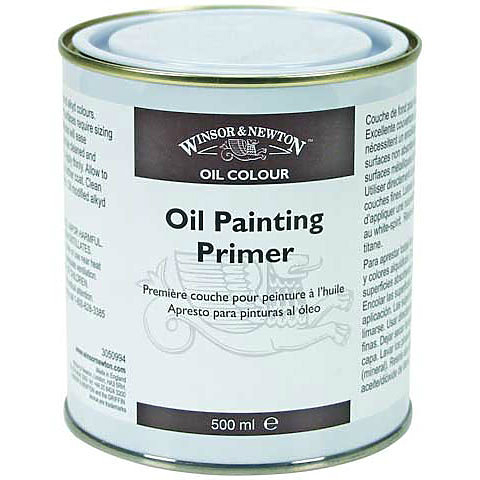 Winsor & Newton Oil Painting Primer
