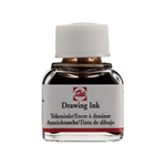 Talens Drawing Ink - 700 Series Black 490ml