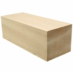 "Basswood Carving Block - 3.5""x4""x10"""