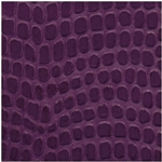 "Crocodile Embossed Paper- Purple 22x30"" Sheet"
