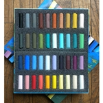 Art Spectrum Soft Pastels - Set of 40 Half Sticks