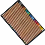 Gioconda Pastel Pencil Set of 36 Pencils in a Metal Tin
