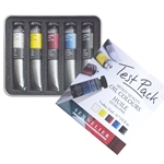 Sennelier Artist Quality Oil Colours Test Pack - Set of 5