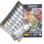 Williamsburg Handmade Oils 8-Color Introductory Sets - Traditional Colors Set