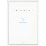Clairfontaine Triomphe Notepad - 50 sheets, Ruled
